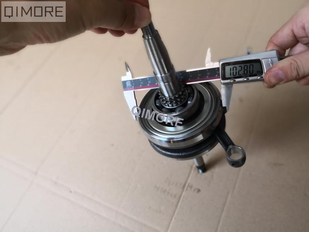 GY6 3mm stroker crankshaft 4