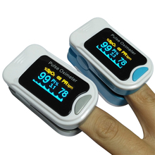Oximetro Pulse Oximeter De Pulso De Dedo Fingertip Pulse Oximeter Two Color Pulsioximetro Oled Heart Rate Monitor CE(China)