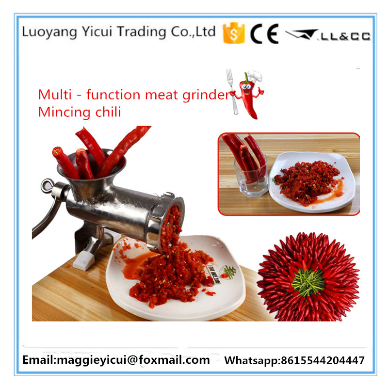 Family Multifunctional Hand-operated Meat Mincer<br><br>Aliexpress