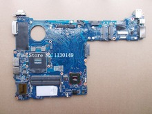 685404-601 685404-501 Free Shipping For HP Elitebook 2570P laptop motherboard integrated 685404-001 6050A2483801-MB-A02