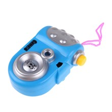 2017 Children Projection Educational Camera Toys Baby Study Toy Random Color Baby Boys Girls Toy Camera
