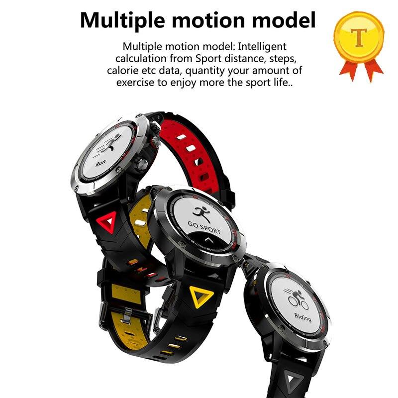 2018 Смарт часы в режиме реального времени с отслеживанием пульса GPS отчетом о