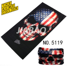 2017 Factory Directly Wholesale Seamless Tube  Bandana Sunscreen Muffler Veil Head Scarves Multifunctional Skull Bandana