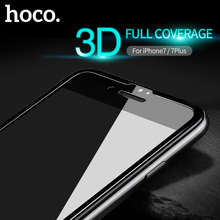 HOCO for iPhone 7 / 7 PLUS Nano tempered glass protector protective glass full cover for touch screen protection film iPhone7+(China)