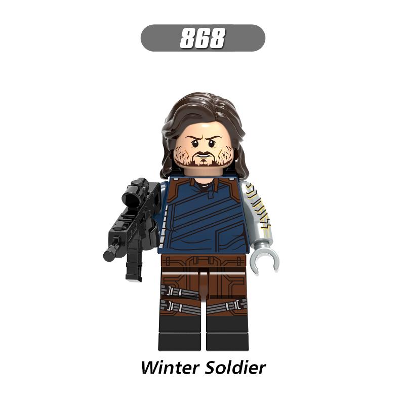 XH868-Winter Soldier