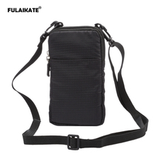 FULAIKATE SPORTS Universal Wallet Bag for iphone6 7 Plus Climbing Portable Case for iPhone 6s mobile phone Shoulder bag holster(China)