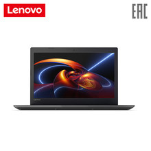 "Ноутбук lenovo 320-15IAP 15,6 ""/N4200/4 ГБ/128 ГБ SSD/Intel HD 505/noodd/Win10/черный (80XR00X5RK)(Russian Federation)"