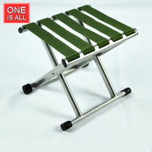 New Lightweight Foldable Laptop for Camping Stools Fishing Chair Picnic Beach Bath Barbecue with Bag Outdoor Portable Folding(China)