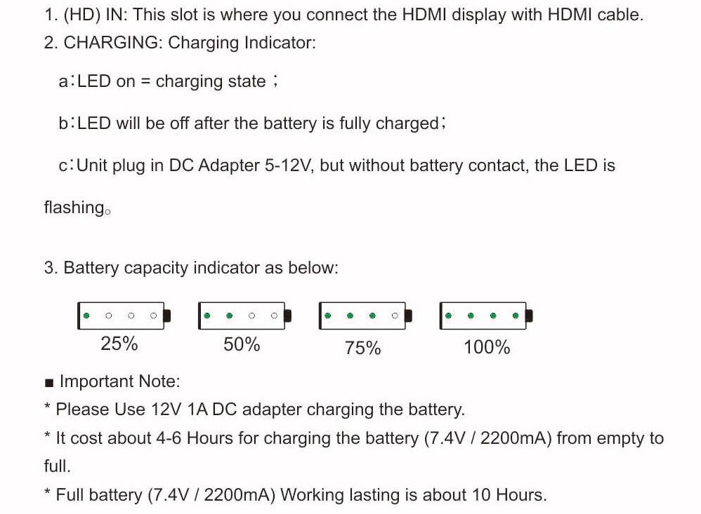 MiraBox Design Battery Converter HDMI to SDI Adapter SD HD-SDI 3G-SDI Multimedia 1080p HD Video Converter Portable Mini Size (8)