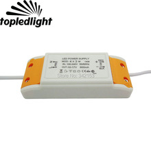 Topledlight 2PCS 4X3W Electronic LED Driver DC10-17V 600mA AC 100-240V Portable Lighting Accessories For 3W High Power Led Light(China)