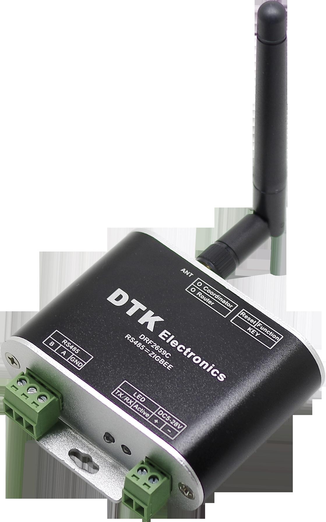 RS485  to ZigBee Wireless Module 1.6 Km Transmission CC2630 Chip<br>