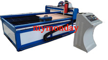 cnc 1325 plasma cut machine with automatic cut  steel plate cutter