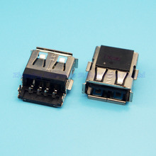 10pcs/lot 2.0 USB female jack connector for Laptop HP Mini 1000 1001TU 1017TU 1100 ACER SONY LENOVO etc