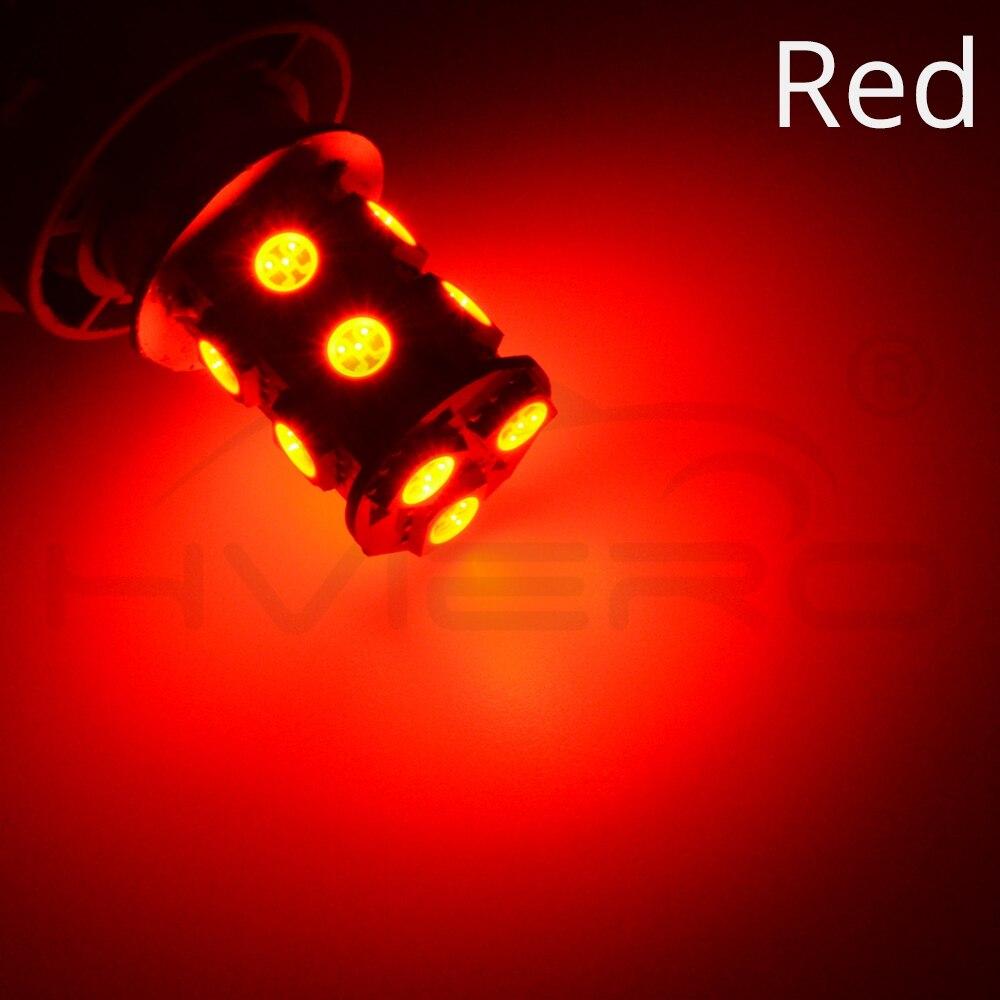 1156 BA15S 1157 BAY15D P21W BA15D 13Led 5050 Car Led Turn Parking Signal Lights Brake Tail Lamps Auto Rear Reverse Bulbs DC 12V (7)