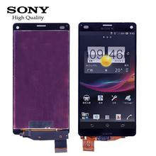 For Sony Xperia Z3 Compact Z3 Mini D5803 D5833 LCD Display Touch Screen Digitizer Assembly For Sony Xperia Z3 Compact Mini