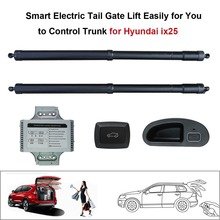 Smart Electric Tail Gate Lift Easily for You to Control Trunk Suit to Hyundai ix25 Hyundai Creta Control by Remote and Buttons(China)