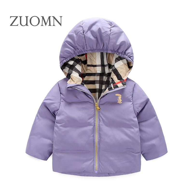 Warm girls winter coat kids down coat jacket girls Baby Outerwear Thick Hooded children Snow Wear boys girls clothes YL284 Одежда и ак�е��уары<br><br><br>Aliexpress