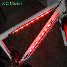 1 Set Quality Mountain Bike Bicycle Light 14 Led Spoke Light Safety Cycling Spoke Light 3 Mode Bicycle Led Lamp Warning Light