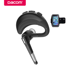 Dacom M6 bluetooth earphone smart business wireless stereo hands-free headset headphone earpiece earbuds for iPhone Samsung(China)
