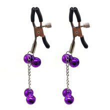 Buy 1 Pair Metal Nipple Clamps Bdsm Bondage Toys Fetish Breast Clips Nipple Clamp Stimulator Sex Game Torture Produtos Eroticos