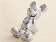 Lot of 10 Modern Style Cartoon Mickey Mouse Aluminum Cabinet Draw handle(China)