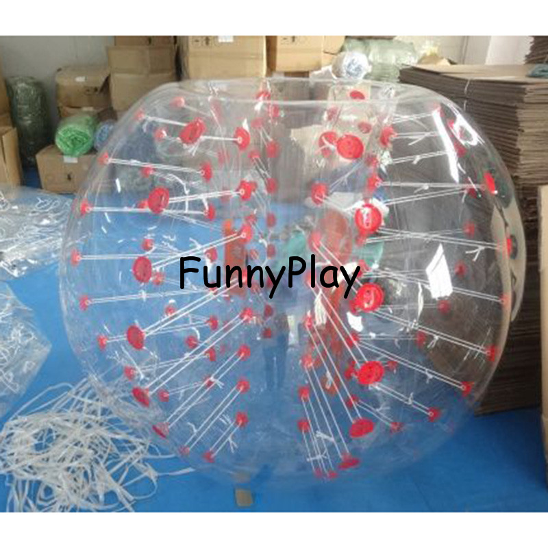 Air Bubble Soccer1