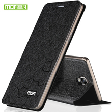 Oneplus 3 case silicone cases and covers flip leather original Mofi shockproof TPU One Plus Oneplus 3T case cover luxury armor