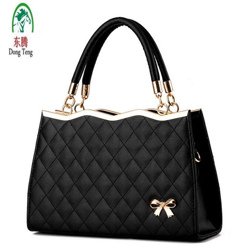 Women Leather Handbags Womens Trunk bolsos Messenger Bags Shoulder Bag WWW23<br>