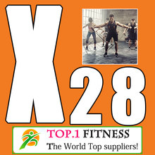 [Hot Sale]Free Shipping 2017 Q3 Course CX 28 Core Muscle Group Training CX28 Boxed+ choreography(China)