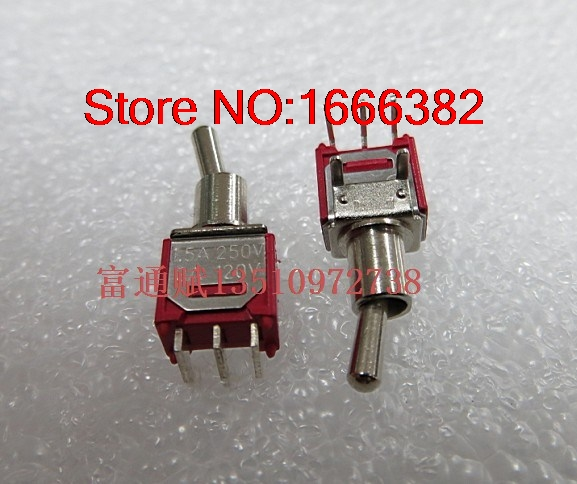 Accessories & Parts 3tjw101e-021 Shaking His Head Switch 3 Feet 3 Stalls Large Screw Teeth Button Switch