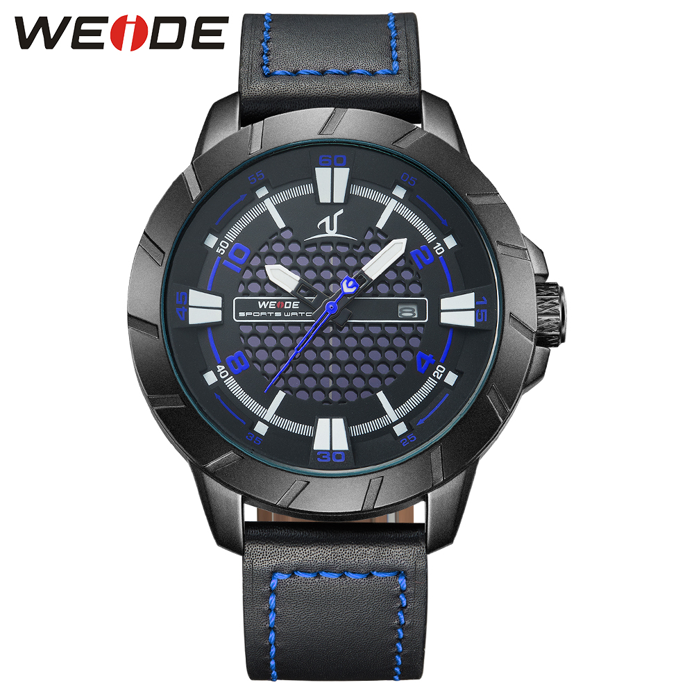 2017 Men Military  Blue Watches Luxury Army Watch LCD Display 3ATM Water Resistant Limited Militray Wrist Watches<br>