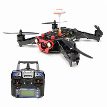 Best Deal Eachine Racer 250 FPV Drone F3 NAZE32 CC3D w/ Eachine I6 2.4G 6CH Remote Control VTX OSD RTF RC Multicopter Drones