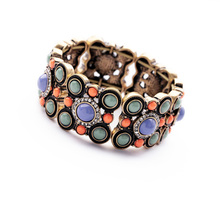 sl00252 Imitated Jewelry High Quality Unique Wholesale 2014 Avenue Wide Women Vintage Bracelets