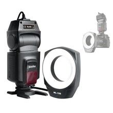Godox ML-150 Macro Ring Flash Light For Canon Nikon Pentax Olympus DSLR cameras