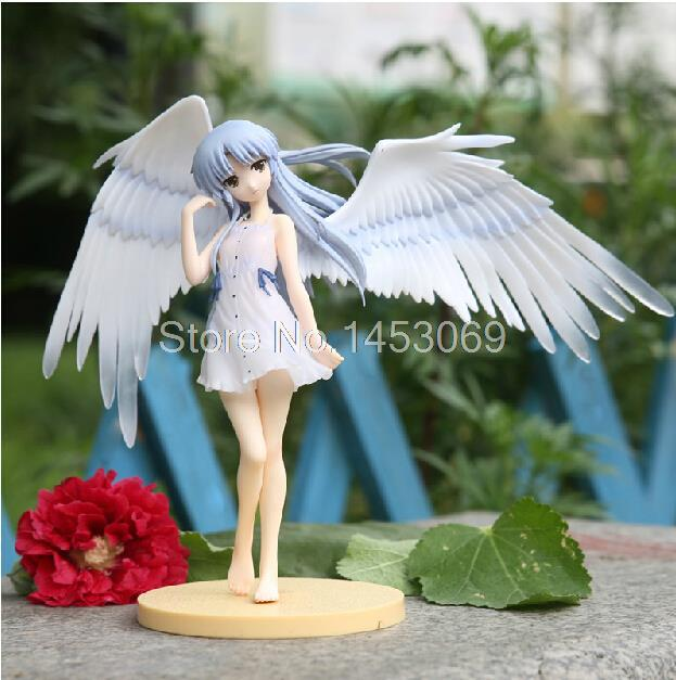 Sexy Girl Action Figure Angel Beats Tenshi Kanade Tachibana Good Smile ver Limited 1/8 7.8/20cm PVC Toy SG014<br><br>Aliexpress