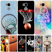 Basketball Logo La Cover phone  Case for Xiaomi redmi 4 1 1s 2 3 3s  pro redmi note 4 4X
