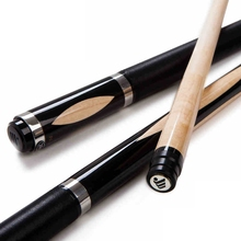 High Quality Maple Billiard Cues Shaft 13mm/11.5mm Tips 1/2 Split Pool Billiards Cue Stick PA281