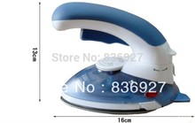 Travel steamer iron handy iron steamer handle rotary 800W with 1.4m cable
