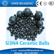 10pcs 6mm SI3N4 ceramic balls Silicon Nitride balls used in bearing/pump/linear slider/valvs balls G5 for bicycle hubs