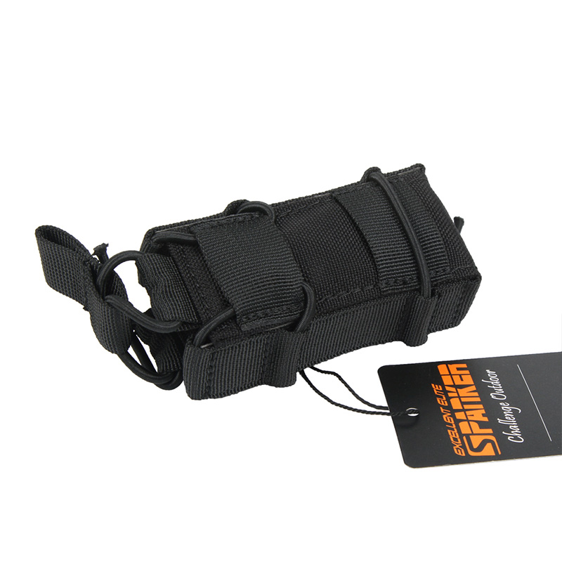 Military Pistol Holsters Tactical Ammo Clip Magazine Pouches Outdoor Equipment Hunting Bags Accessories