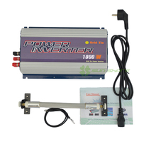 Free shipping1kw /1000w wind grid tie  inverter build in controller 3phase input  AC22-60V/AC 45-90V, output.AC 90-140V/190-260V