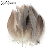 20Pcs/set Mallard Plumage Natural Coloured Feathers for Millinery Jewelery DIY Craft Home Christmas Wedding Party Decoration