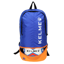 Bola De Futebol Rushed Football 2017 Backpack High Quality Youth Simple Men's Leisure Practical Soccer Sports Bag Kelme K15s945(China)