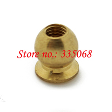 HENG LONG 3850-1 RC nitro car Sprint 1/10 spare parts no.Small ball sleeve with inner screw thread (that one used in servo arm)(China)