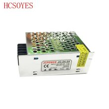 DC 24V 1A 24w for 24v 3528 led strip switch power supply regulated or led moudle AC100-240V