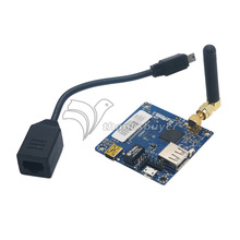 WIFI Car Video Transmition Network to Seriel Port AR9331 Openwrt Module