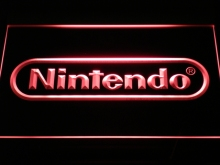 e021 Nintendo Game Room Bar Beer LED Neon Sign with On/Off Switch 20+ Colors 5 Sizes to choose sent in 24 hrs(China)