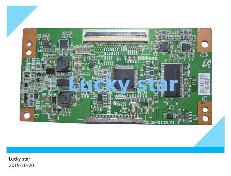 good working High-quality for original 99% new for board 260AP01C2LV1.3 LTA260AP01 LTA260W3-L03 T-con logic board<br>