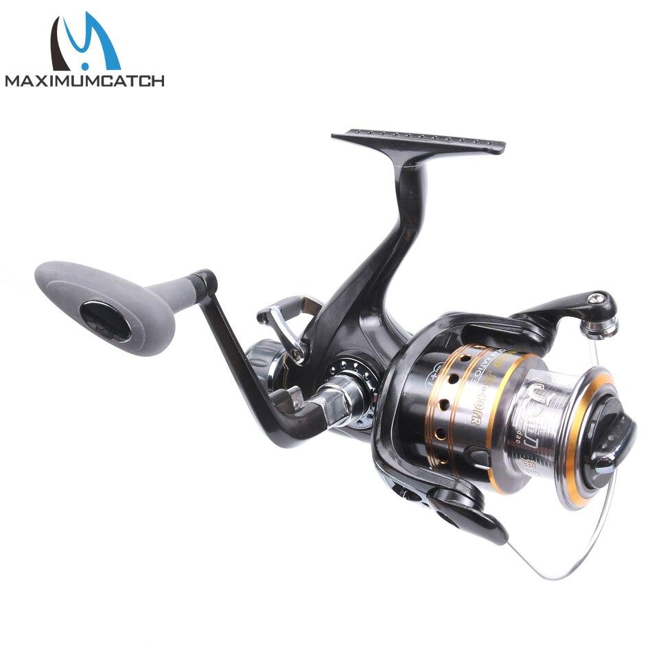 Maximumcatch Bait Casting Reel 7+1BB Ball Bearing 5.1:1 Gear Ratio JD3000 Carp Fishing Reel  Bait Runner Reel Spinning Reel<br><br>Aliexpress