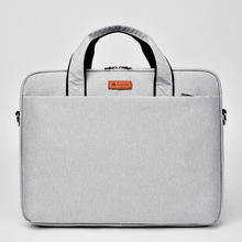 Notebook bag 15.6 15 14 13.3 inch Waterproof shoulder men and women computer bag 2016 new Fashion handbag Messenger Laptop bag(China)